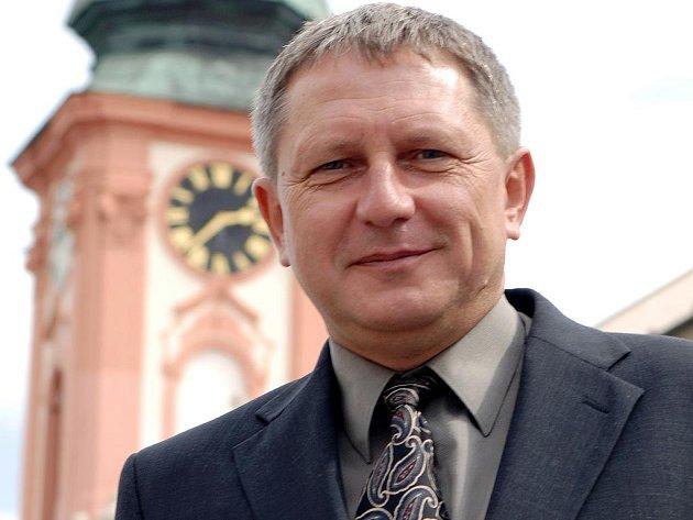 Starosta Zdeněk Nejdl