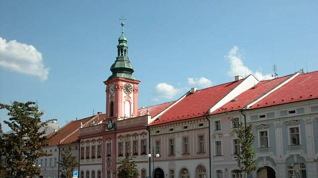 Radnice města Rakovník