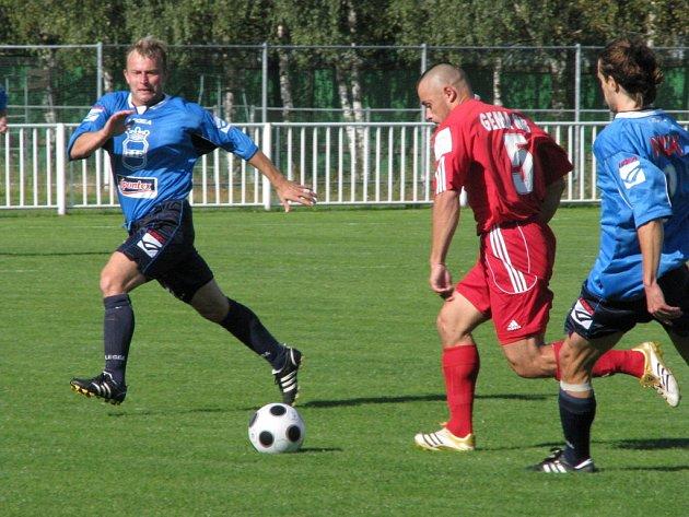 So. Nové Strašecí - FK Dobrovice