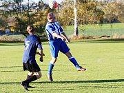 Fotbalisté Lišan v 8. kole okresního přeboru porazili Lány po pokutových kopech. V základní hrací době skončil duel 2:2.