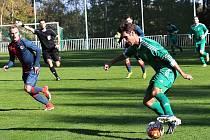 Fotbalisté Tatranu Rakovník prohráli v 10. kole divize se Souší po penaltovém rozstřelu, Duel skončil po 90 minutách 2:2.