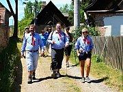 Pochod krajem Oty Pavla přilákal přilákal letos 640 turistů.