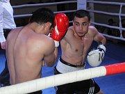 V Domě osvěty se uskutečnil Galavečer rakovnického boxu.
