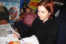 Simona Bezoušková.