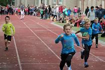 S příchodem podzimu je atletický areál u sokolovny tradičně spjat s Rakovnickým sprintem.