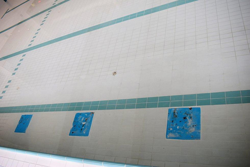 Příprava AquapRaku na znovuotevření.