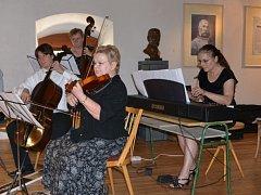 Rakovnický komorní orchestr v Lánech