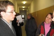 Právní zástupce obce Jan Tryzna