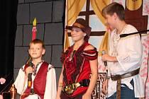 Benefiční koncert Děti dětem