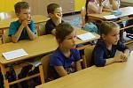 Třídu I. A Druhé základní školy v Rakovníku vede Ilona Weisová.