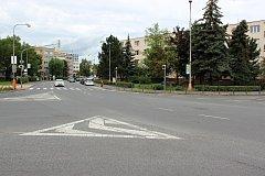 Přehled některých nebezpečných křižovatek v Rakovníku.