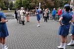 Sokolové přivítali na Den české státnosti prezidenta