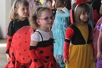 Velikonoční karneval v Přílepích