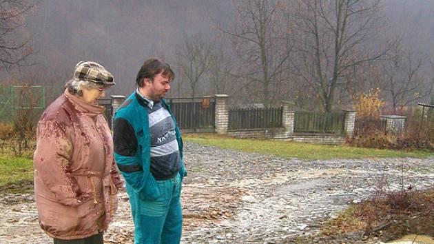Luboš Šípek (vpravo) čelí žalobě z podvodu