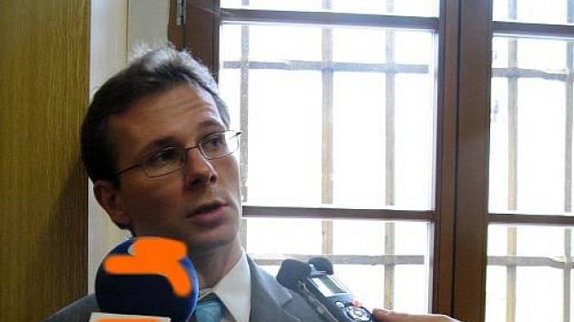 Právní zástupce Obce Skryje Jan Tryzna