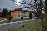 Hlavní budova Mateřské školy Klicperova v Rakovníku.
