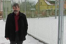 Saša Krško, ředitel Dětského domova Nové Strašecí