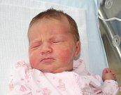 NIKOL VÁGNEROVÁ, ROUSÍNOV Narodila se 4. listopadu 2017. Po porodu vážila 3,86 kg a měřila 53 cm. Rodiče jsou Jana a Filip. Bratr Patrik.