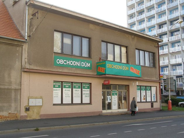 Dům Osvěty v Rakovníku.