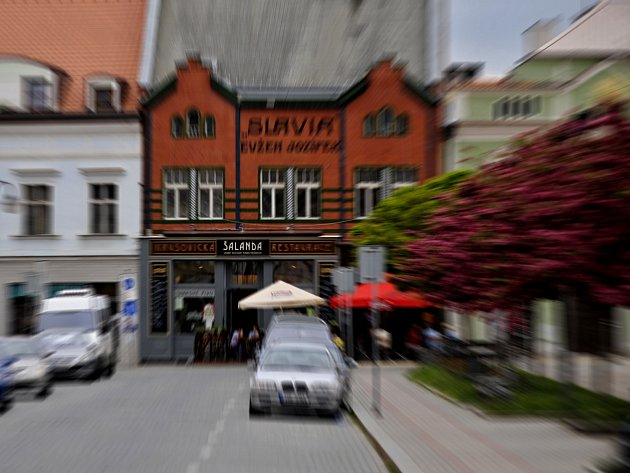Restaurace Šalanda v Rakovníku