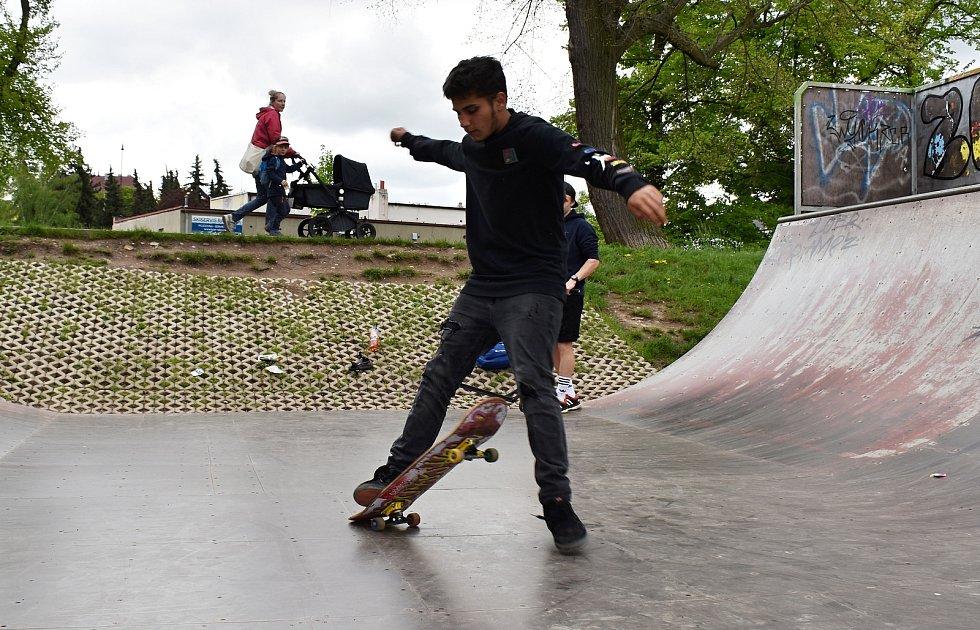 Rakovničtí skateboardisté by se po letech čekání měli dočkat nového zázemí.