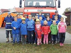 Sbor dobrovolných hasičů ve Třtici oslavil 125 let své existence