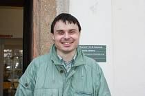 Profesor Kamil Březina