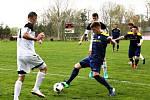 Fotbalisté Olešné zdolali rezervu Zavidova 3:1, Kolešovice si poradily s Lišany 2:0.