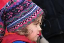 Otevření dětského hřiště v Křivoklátě