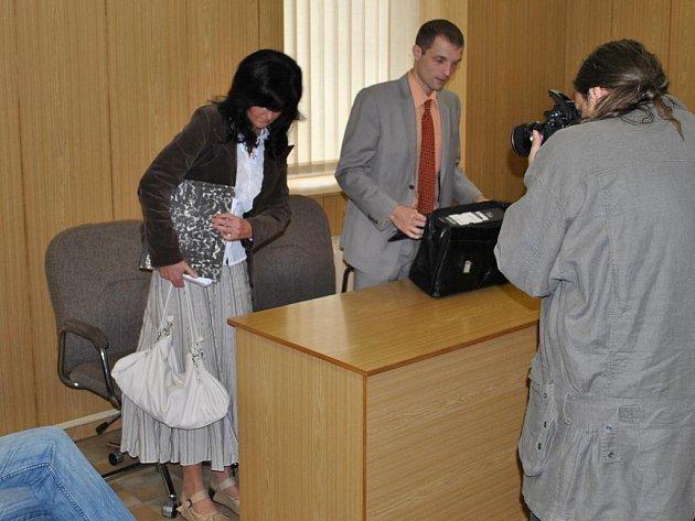 Ilustrační foto. Před zahájením soudu