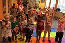 Děti v Agátce