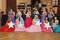 Maturitní ples ISŠ Jesenice 2013