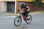 Sobotní program nabídl například downhillový závod.