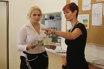 Závěrečné zkoušky oboru kuchař - číšník na ISŠ Jirkov