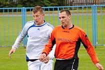 První finálový zápas poháru okresu Jesenice prohrála 1:3