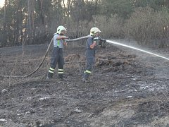 Oheň u Rousínova