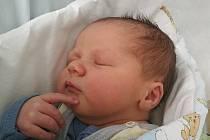 MIKULÁŠ PURKYT. Narodil se 27. února 2020. Rodiče jsou Iveta a Tomáš.