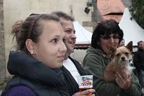 Veketrh piva na hradě Křivoklátě