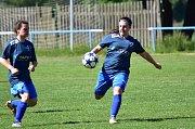 Fotbalistky FK Rakovník porazily v nadstavbové části II. ligy žen Brno 6:3.