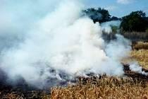Foto z požáru