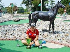 Olivia Prokopova vyhrála na US Open nejen kategorii PRO. Triumf slavila také mezi ženami a dvojicemi.