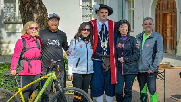 Město Rakovník se opět zapojilo do výzvy Do práce na kole.