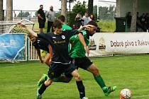 Městské derby rezerv v nejnižší krajské soutěži ovládl rakovnický SK, který zvítězil nad Tatranem 3:1.
