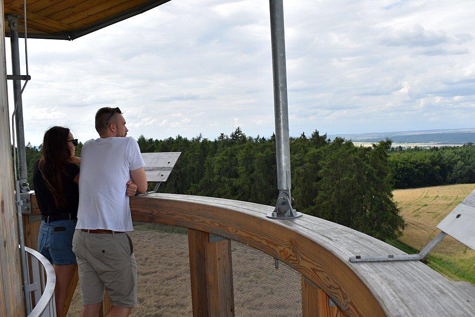 Turistické cíle v Pavlíkově.