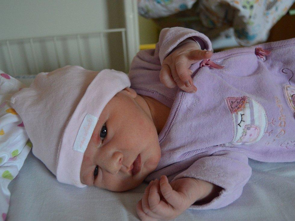 Viktorie Foldová, Rakovník. Narodila se 1. prosince 2019. Po porodu vážila 3,7 kg a měřila 52 cm. Rodiče jsou Lucie a David.