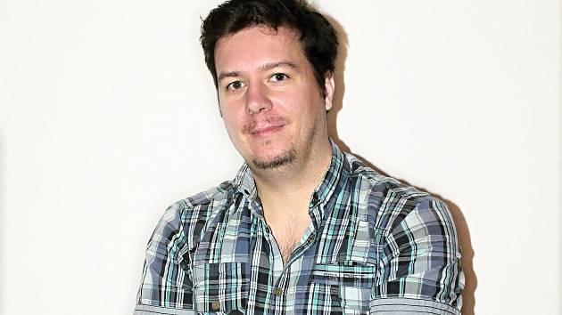 Josef Rod, redaktor Rakovnického deníku.