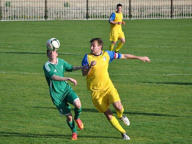 SK Rakovník předvedl proti Semicím pěkný fotbal