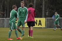 Tatran Rakovník porazil v důležitém utkání Chomutov 2:0 (1:0)