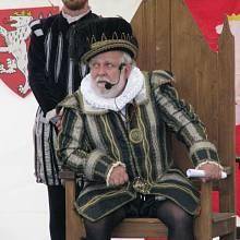 Císař Rudolf II. povyšuje město Rakovník na Královské
