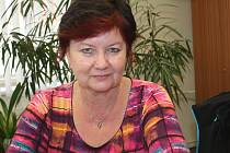 Ředitelka Danuše Vopatová